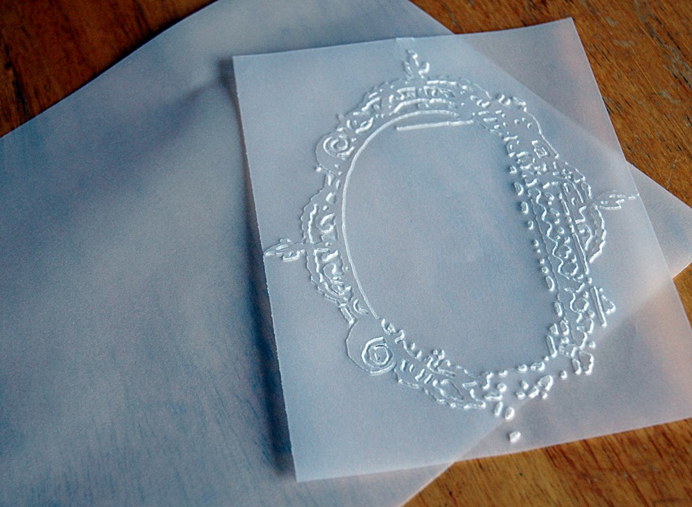 Dry Embossing Sarathings