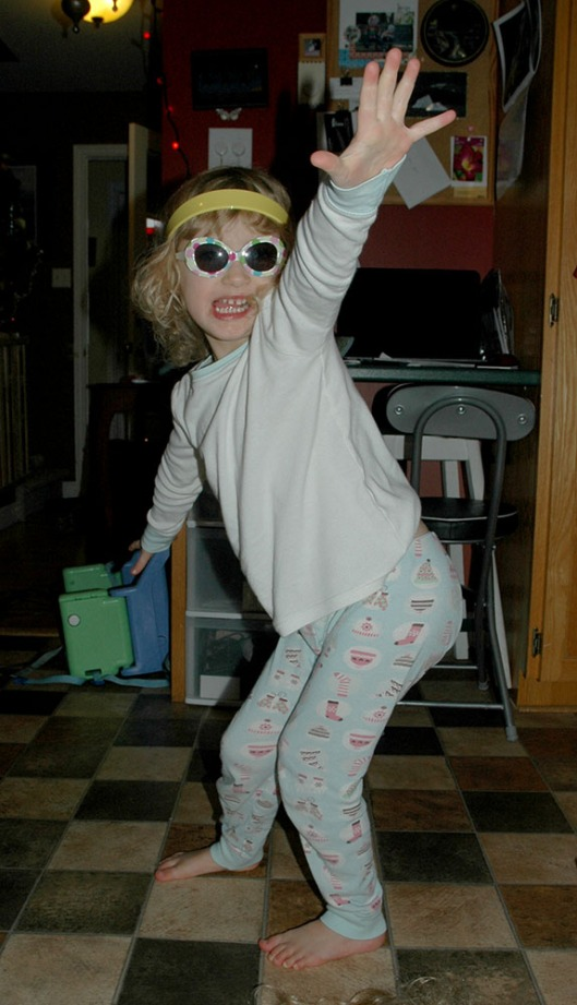 Molly, the dancing queen
