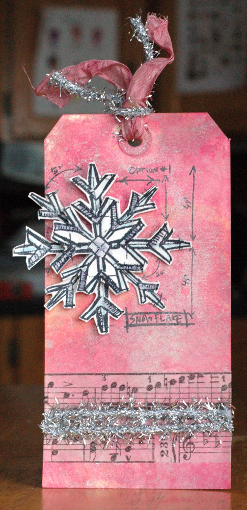 Ranger - snowflake