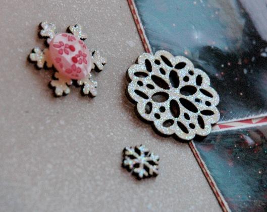 Santa, I want..snowflakes