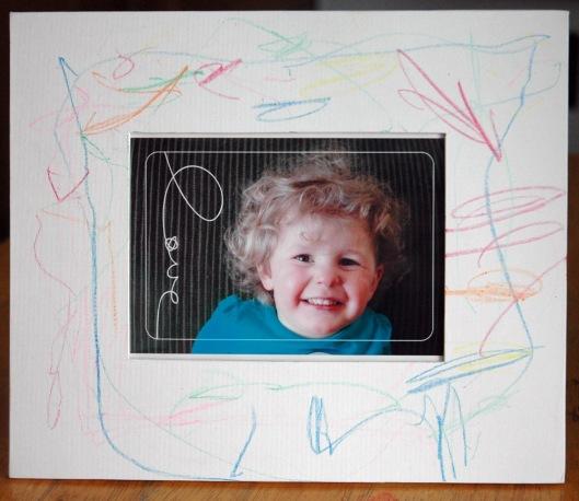Pauline's frame