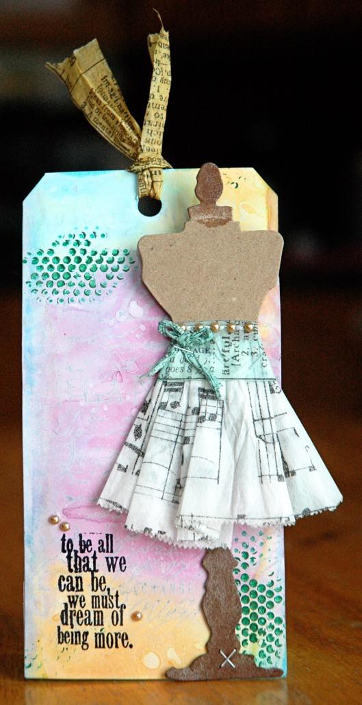 dress tag