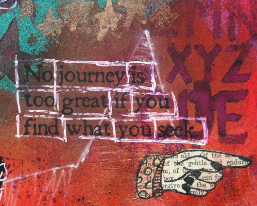 no journey - quote