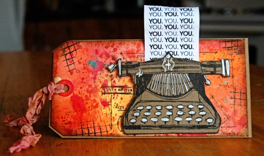 typewriter tag