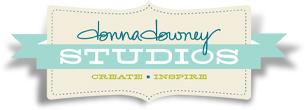 donna downey logo