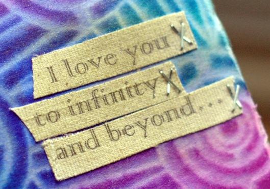 infinity - words