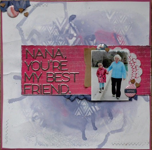 May - best friend