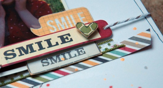 smile - labels