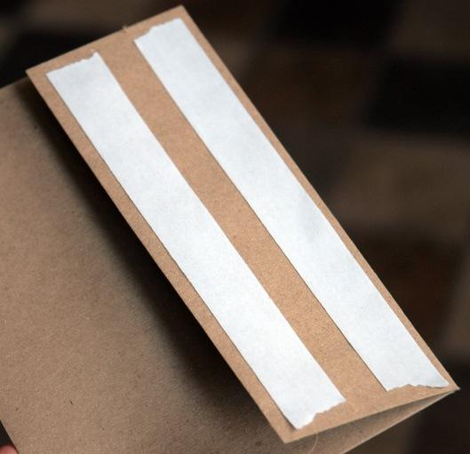 wading - envelope flap
