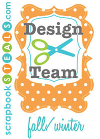 Scrapbook Steals Design Team