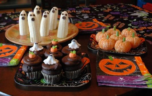 halloween - snacks