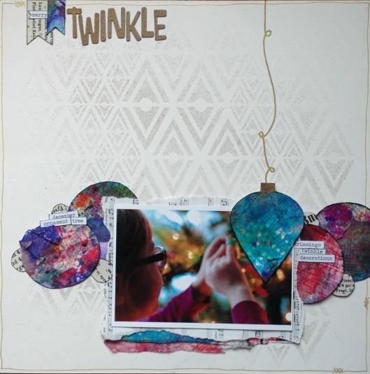 December - twinkle