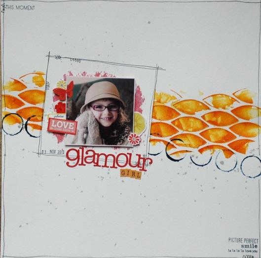 November - glamour girl