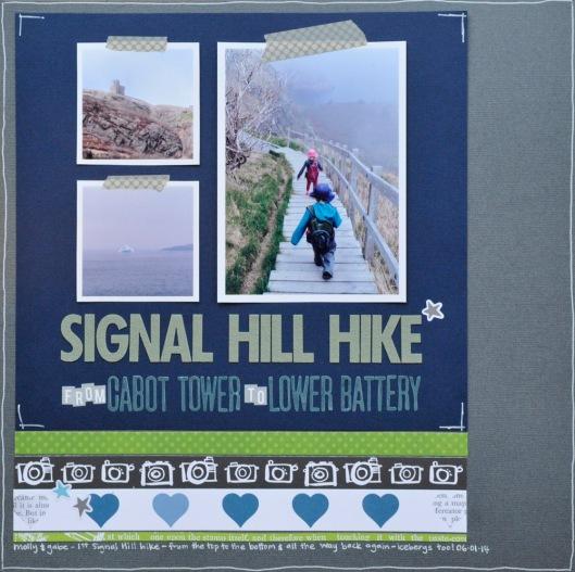 signal hill hike