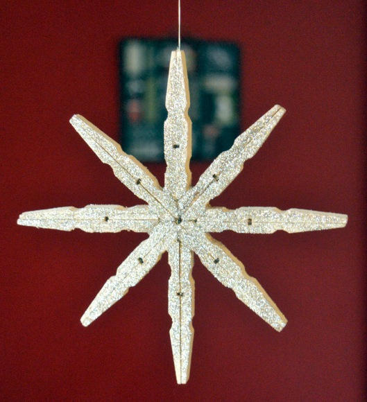 sparkle snowflake