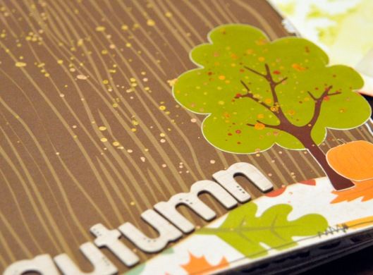 fall album sneak