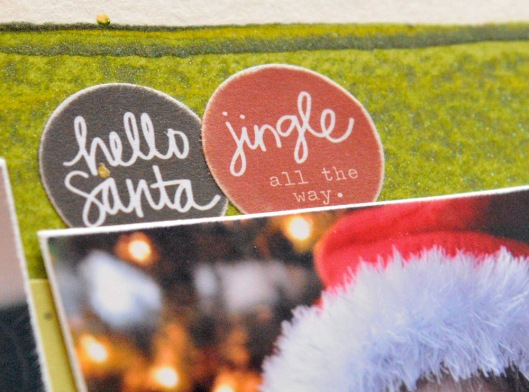 december stickers