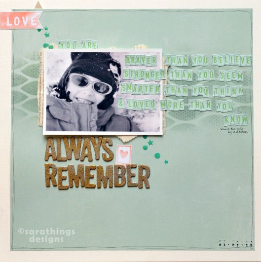 01 - always remember