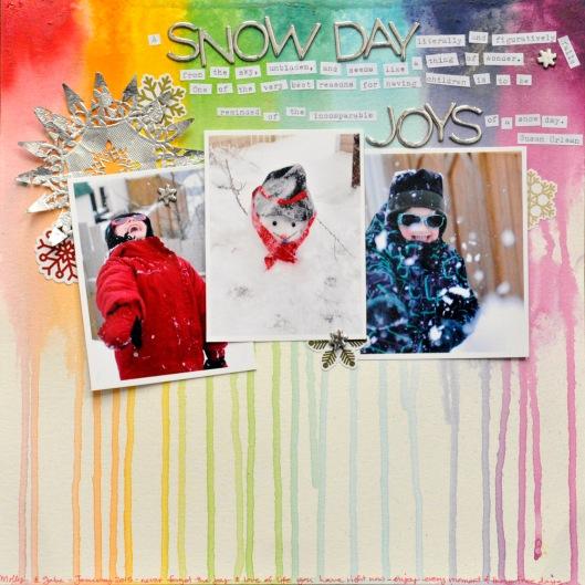 snow day joys