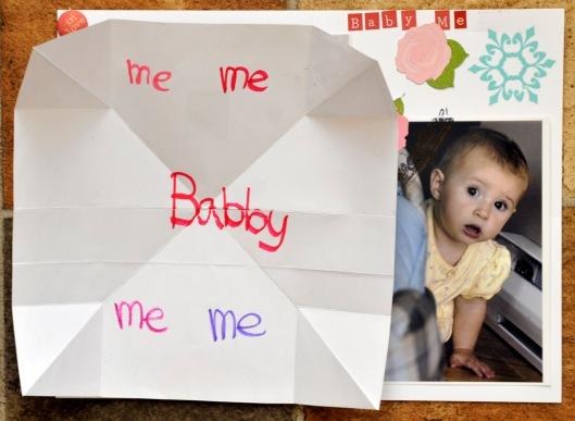 baby me-  open