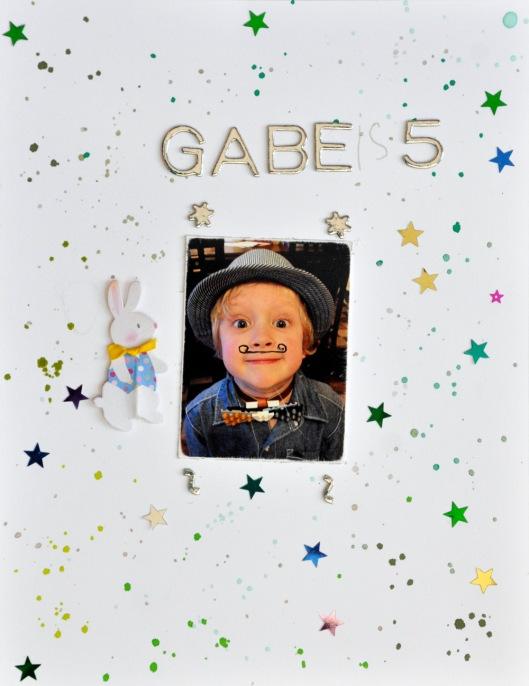 gabe is 5
