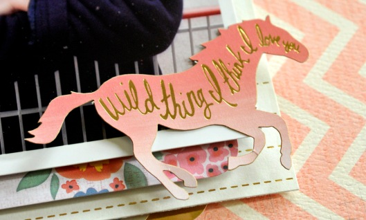 wild thing horse