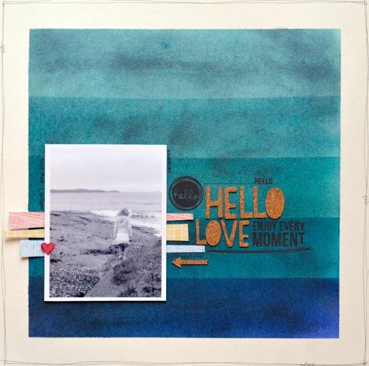 13 - hello love