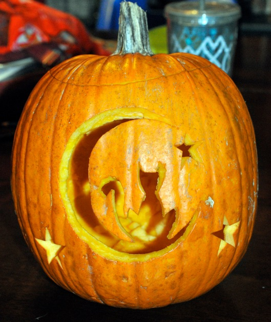 gabe pumpkin