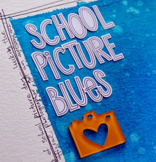 school picture blues title
